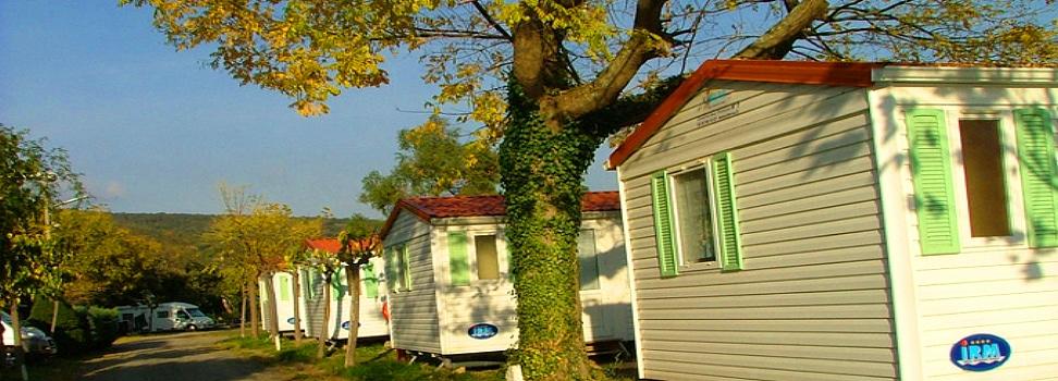 Mobil Home Camping Amélia