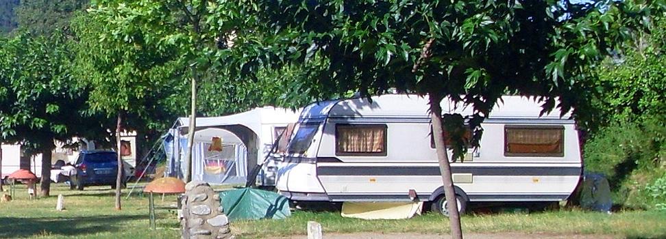 Caravane Camping Amélia