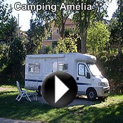 Vidéo Camping Amélia