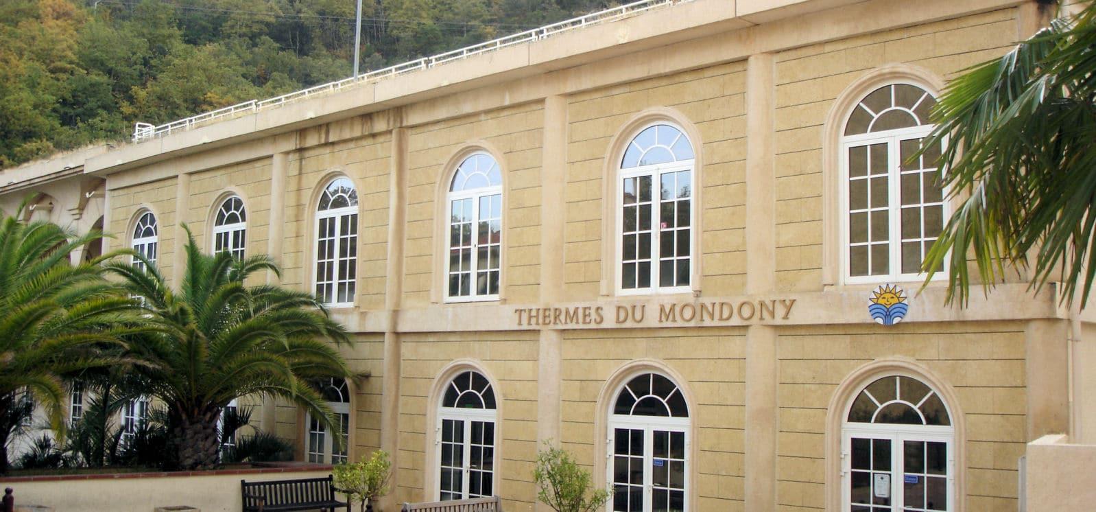 Thermes du mondony - Amélie les Bains