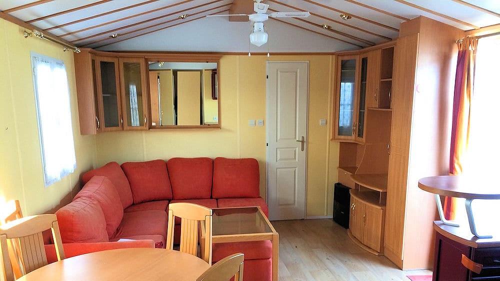 Location Mobilhome Emeraude - Camping Amelia - Amélie les Bains