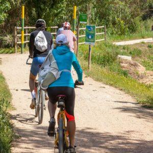 Cyclotourisme Voie Verte - Amélie les Bains