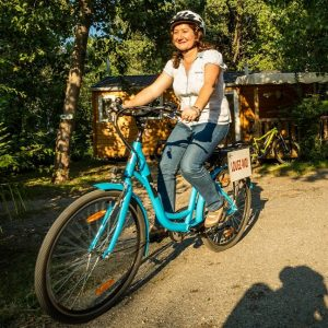 Location vélos électriques - Camping Amélia**