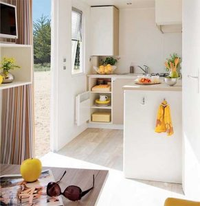 Mobil-home 1 chambre Cahita - Camping Amélia **